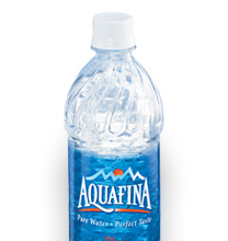 Panda Express Aquafina