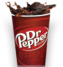 Panda Express Dr Pepper