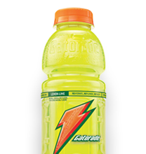 Panda Express Gatorade Lemon-Lime