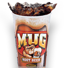 Panda Express Mug Root Beer