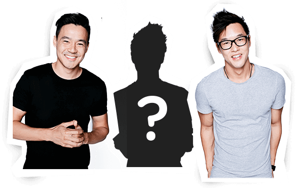 Wong Fu with mystery winner