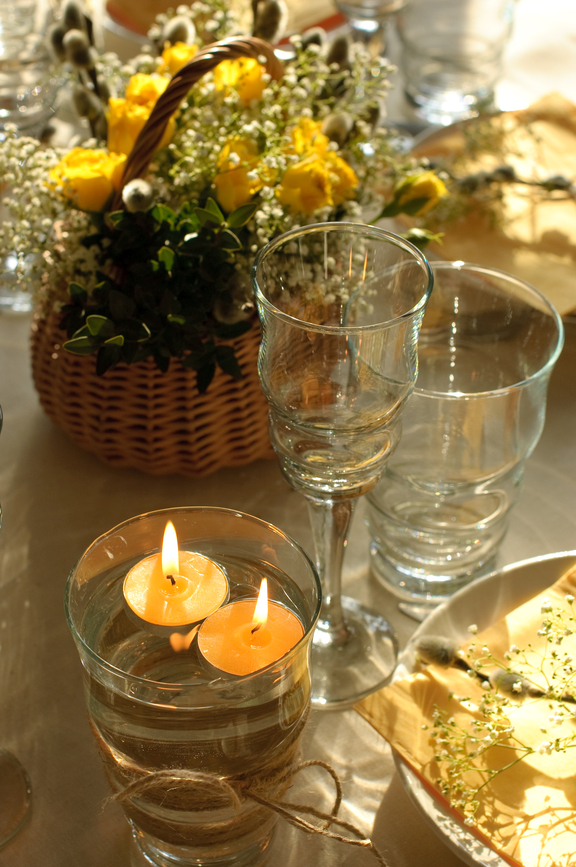 42 candle burning tips that will invigorate your home 39 s d cor for Candle design for debut