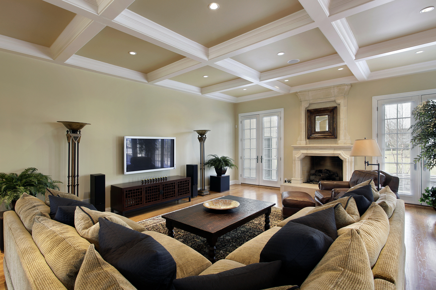 Brilliant 47 Luxury Family Room Design Ideas Pictures Largest Home Design Picture Inspirations Pitcheantrous