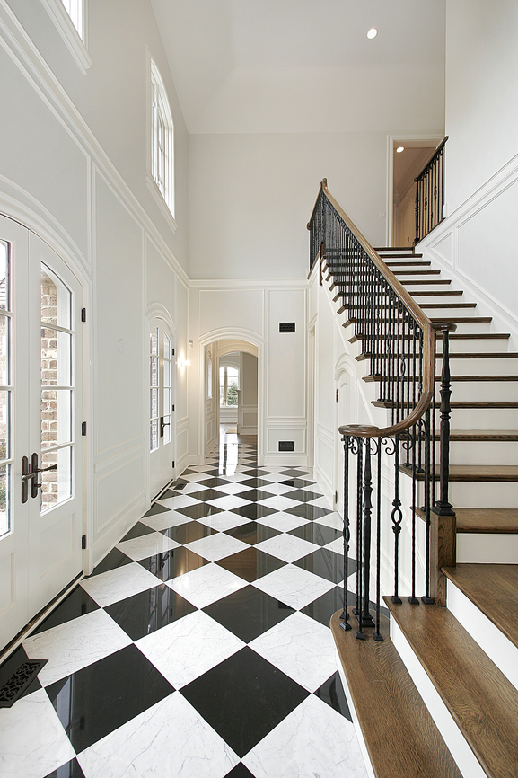 Grand Foyer Tiles : Entrance foyer design ideas for contemporary homes photos