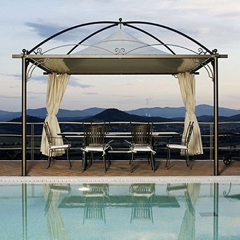 Canopy Top Gazebo