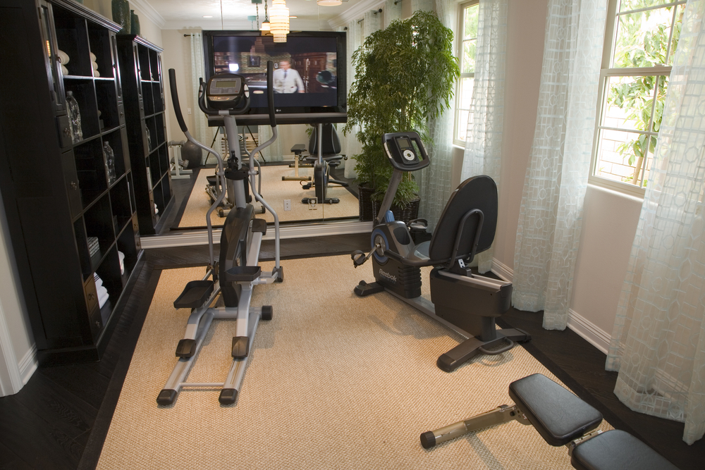 small workout room ideas