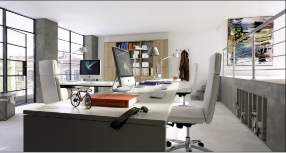 67 Luxury amp Modern Home Office Design Ideas Dcor Pictures