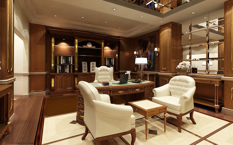 64 Luxury & Modern Home Office Design Ideas & Décor (