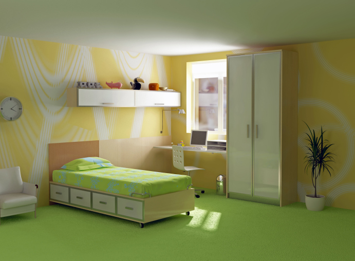 35 Fun Kid S Bedroom Ideas And Designs Pictures