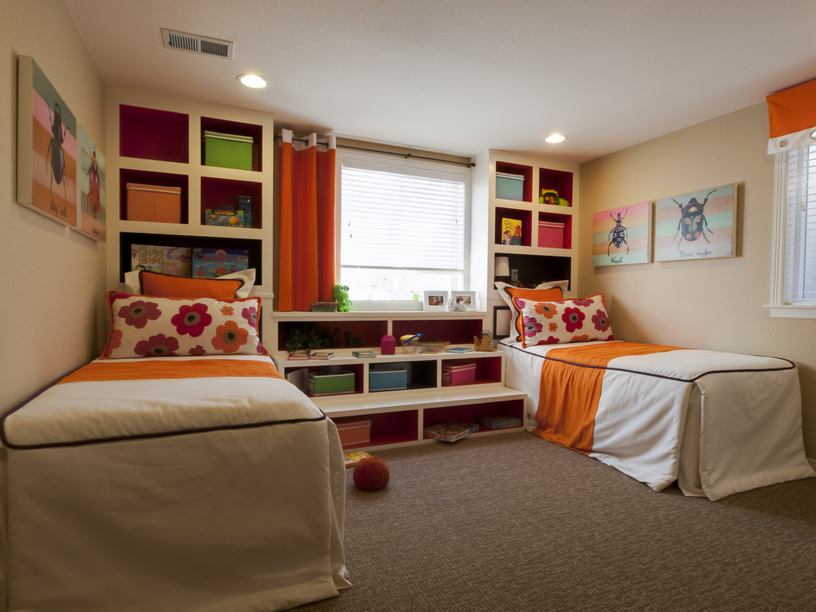 Depositphotos 12783258 s 20 Single Colored Children Rooms Ideas