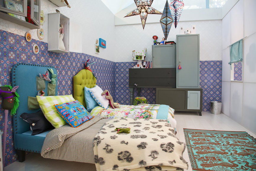35 Fun Kids Bedroom Ideas and Designs Pictures