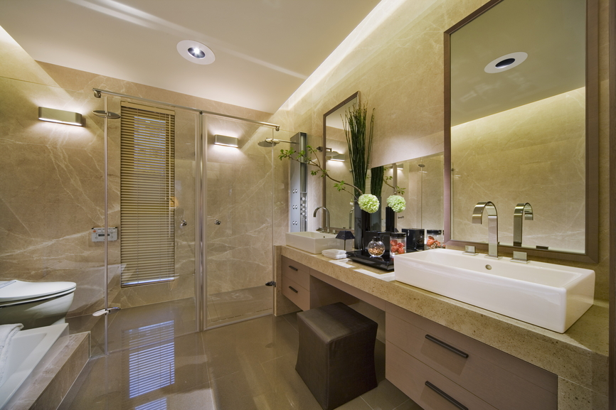127 Luxury Bathroom Designs (Part 3)
