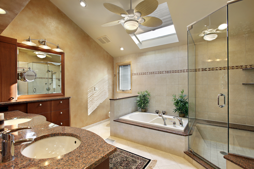 127 luxury custom bathroom designs for Bathroom ideas earth tones