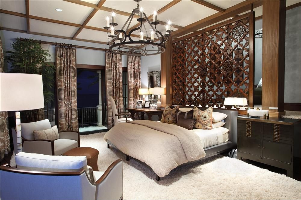58 custom luxury master bedroom designs pictures for Luxury balcony design