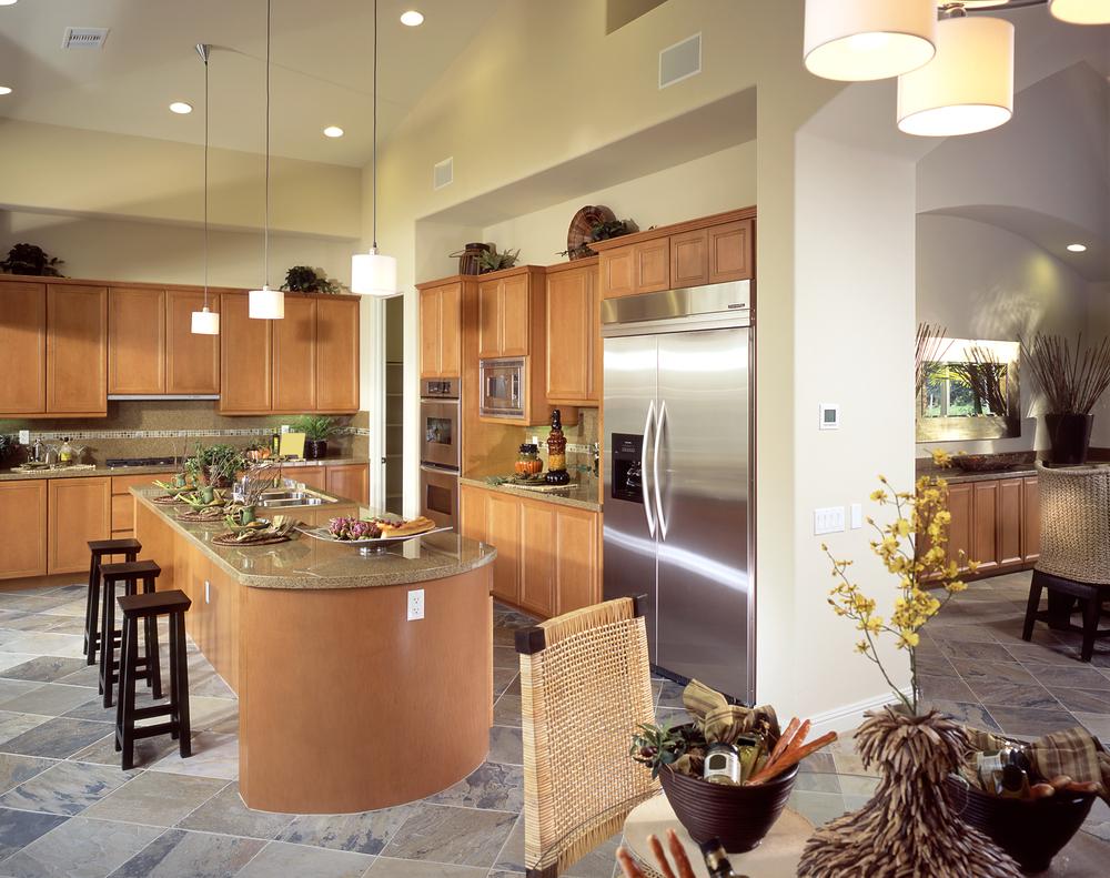 Kitchens Floor 124 Pure Luxury Kitchen Designs Part 3