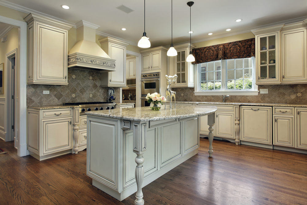 Custom White Kitchen Cabinets 124 Pure Luxury Kitchen Designs Part 2