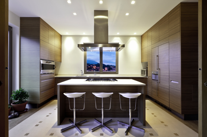 104 modern custom luxury kitchen designs (photo gallery)