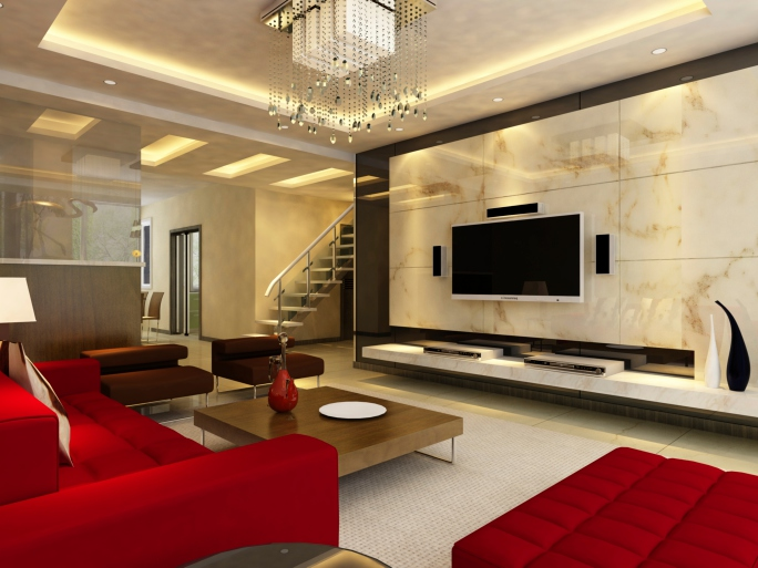 78 stylish modern living room designs in pictures you have to see - Modern tv rooms design ...