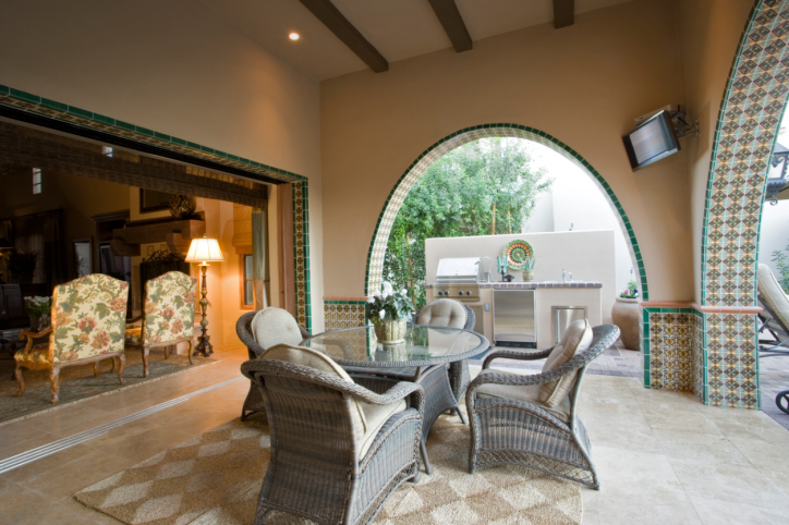 Cool 88 Outdoor Patio Design Ideas Brick Flagstone Covered Patios Largest Home Design Picture Inspirations Pitcheantrous