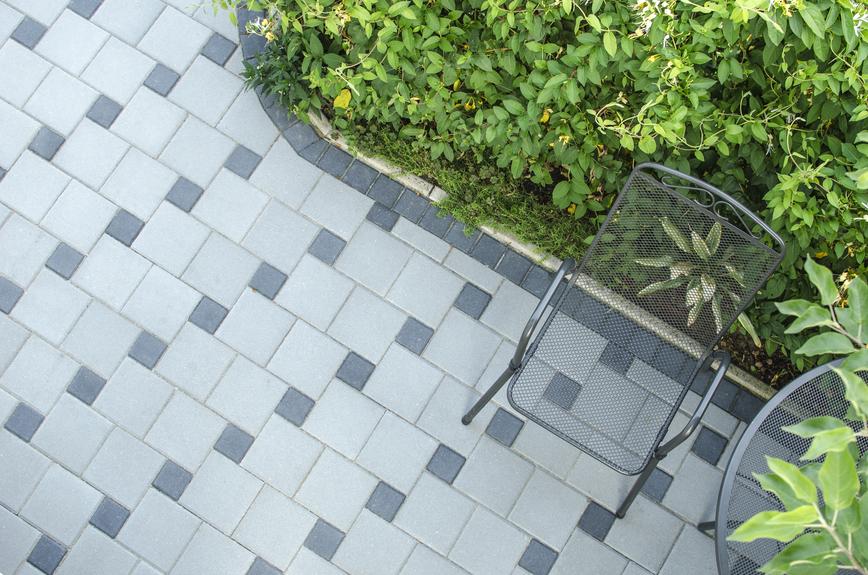 Silverdale brick pattern