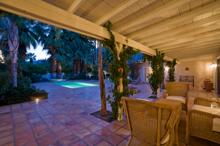 88 Outdoor Patio Design Ideas (BRICK, FLAGSTONE, COVERED ... on Uncovered Patio Ideas id=91430