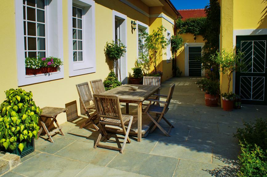 88 outdoor patio design ideas (brick, flagstone, covered patios ...