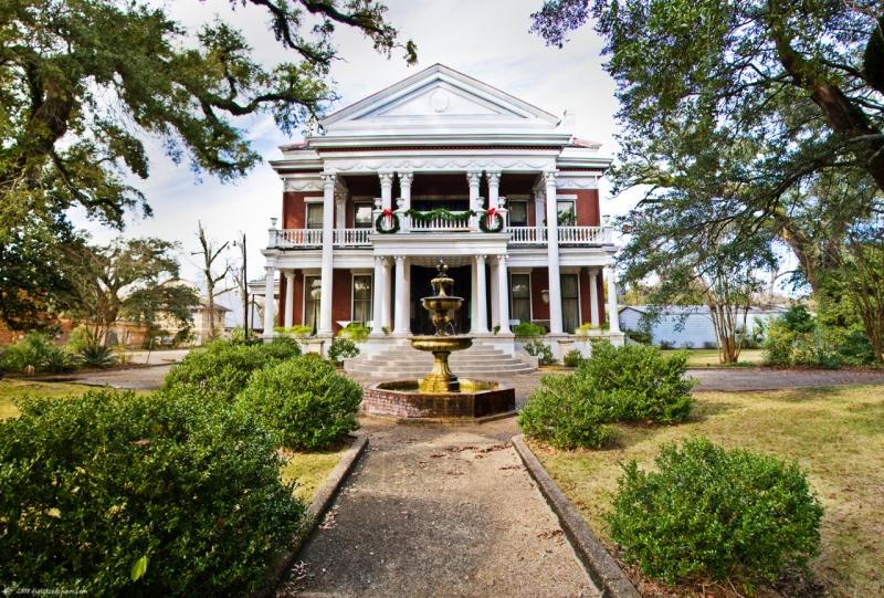Blacksher Hall in Mobile, Alabama