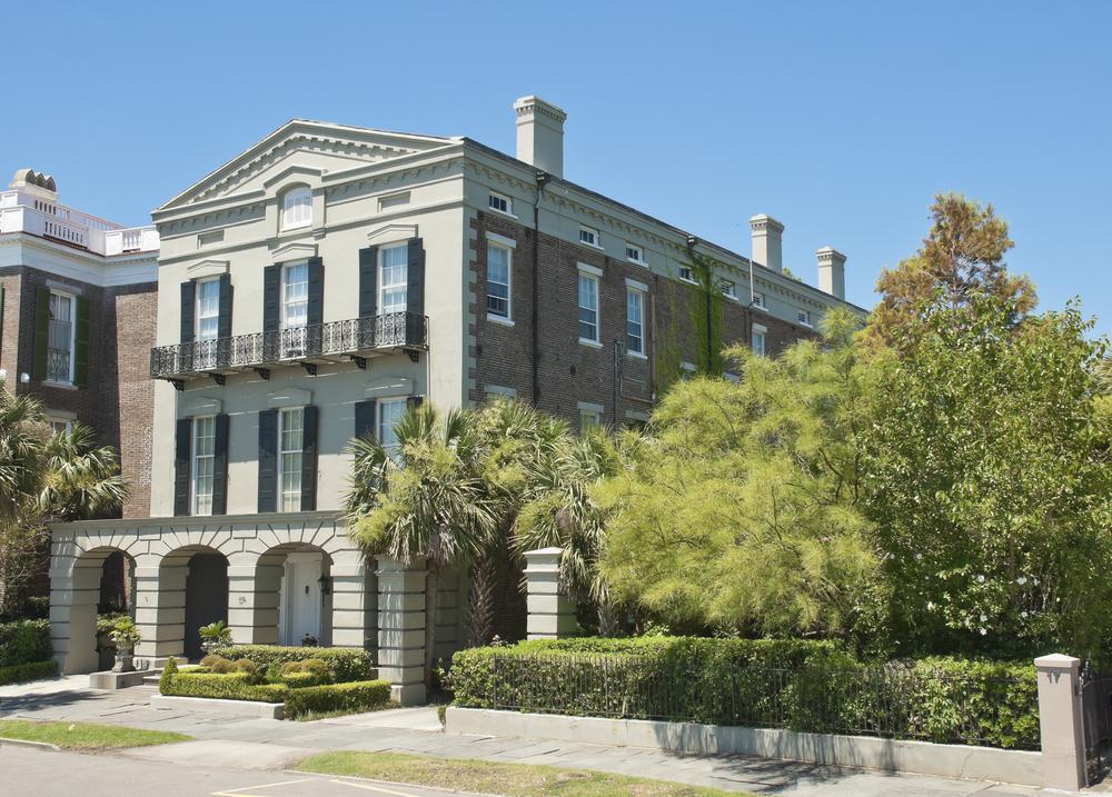 Charleston town home