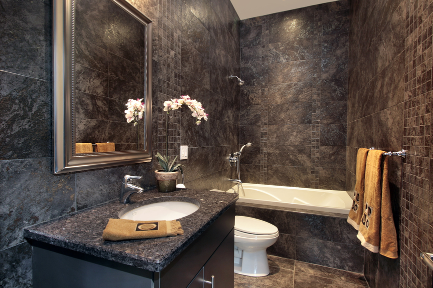 Modern Bathroom Design Ex les likewise Powder Room Decorating Ideas further  likewise Travertine Tile Shower Ideas as well 4564991534. on using marble in bathrooms