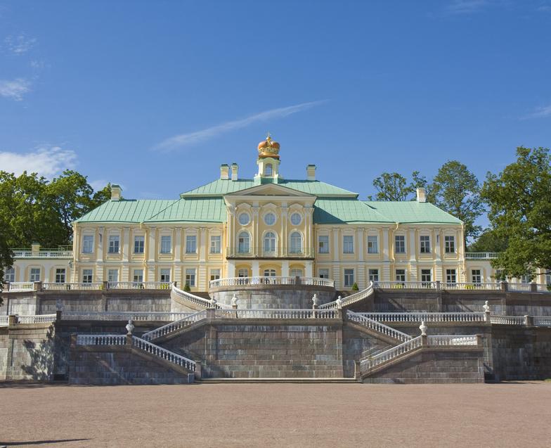 Menshikov Palace in Lomonosov