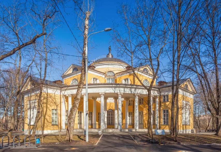 Nikolay Durasov Palace in Lyoblino, Moscow