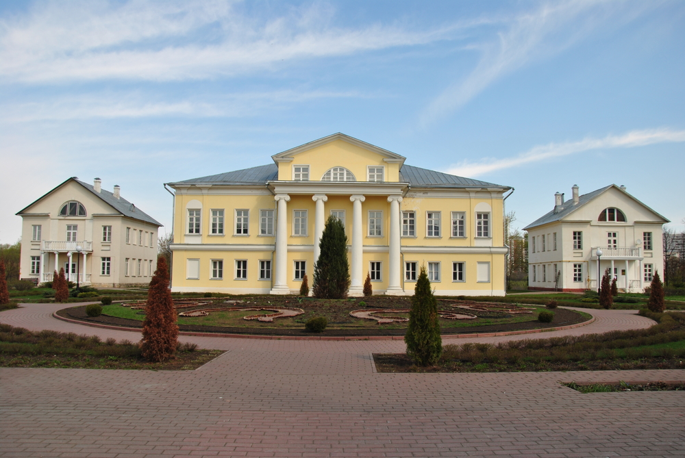 Russian country estate