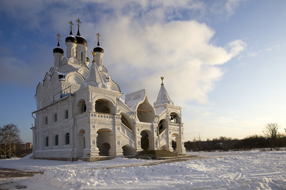 Russian country palace
