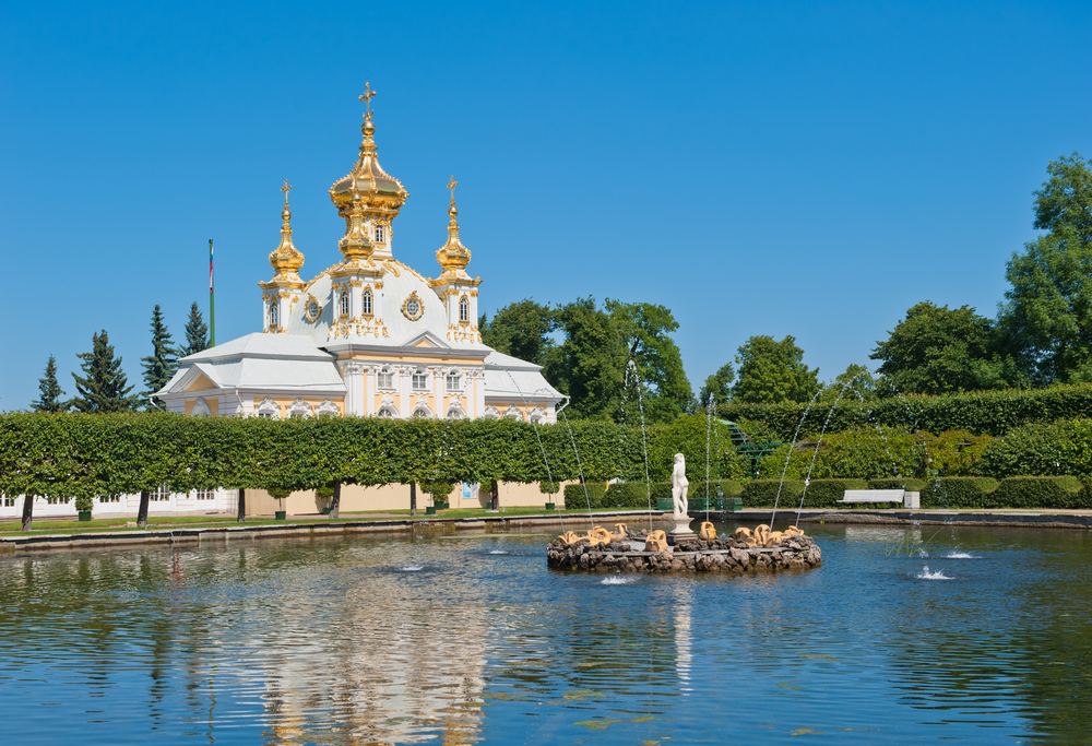 Petergof Grand Palace