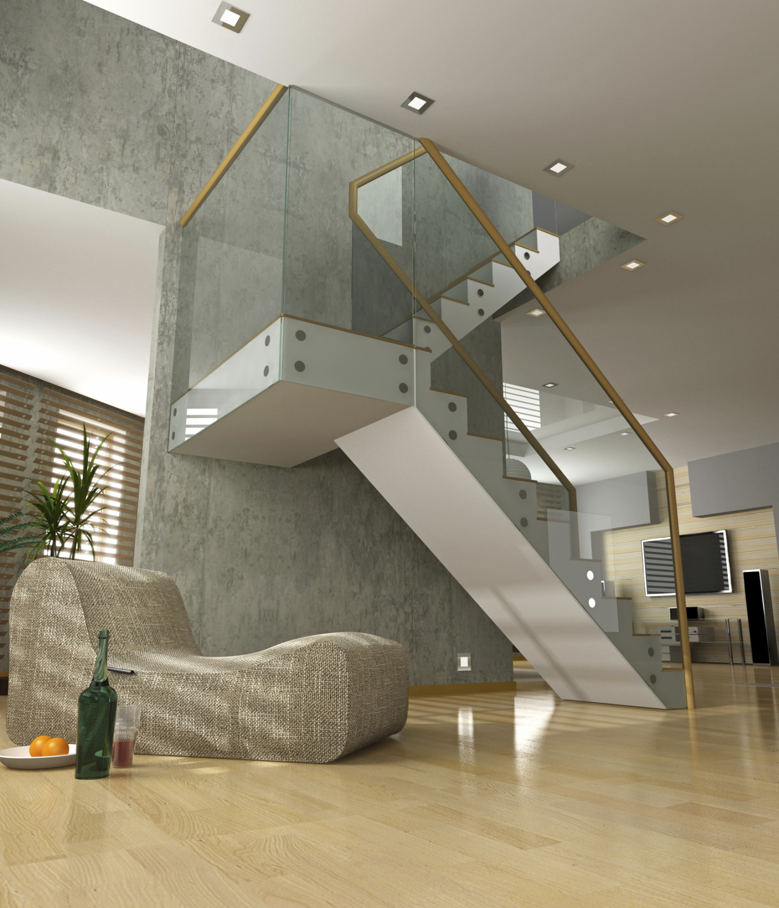 190 spectacular staircase designs photos staircase for Home design interieur