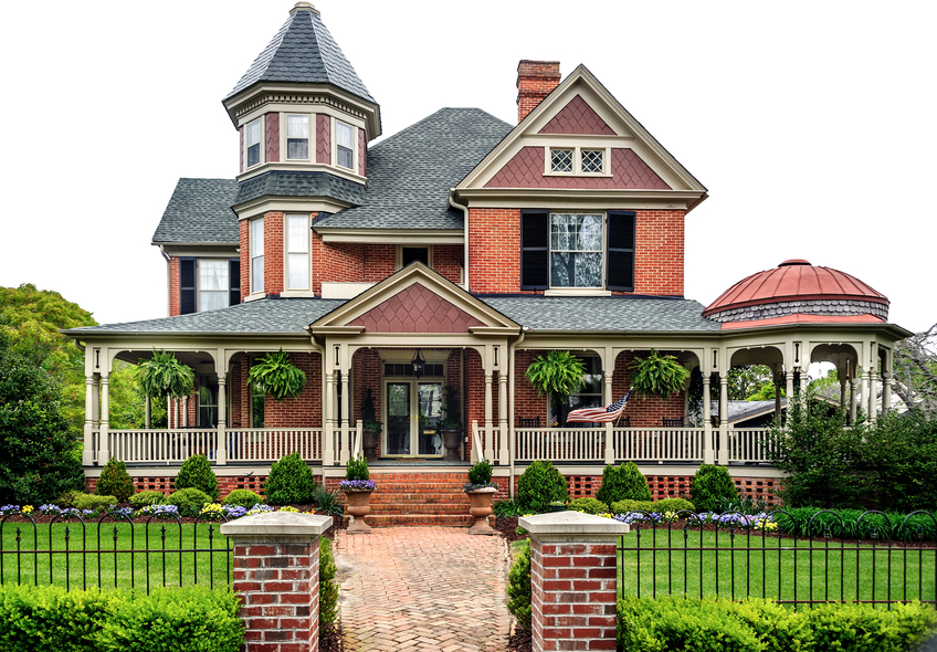 59 finest victorian mansions and house designs in the for New victorian style homes