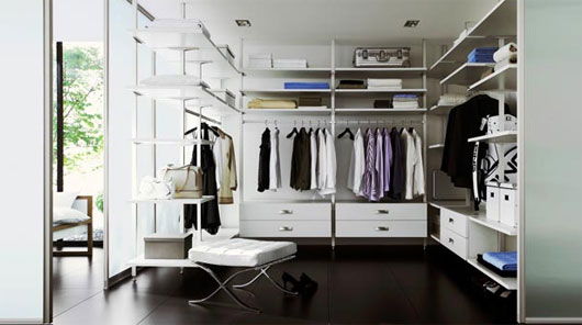 29 luxury walk in closet designs pictures