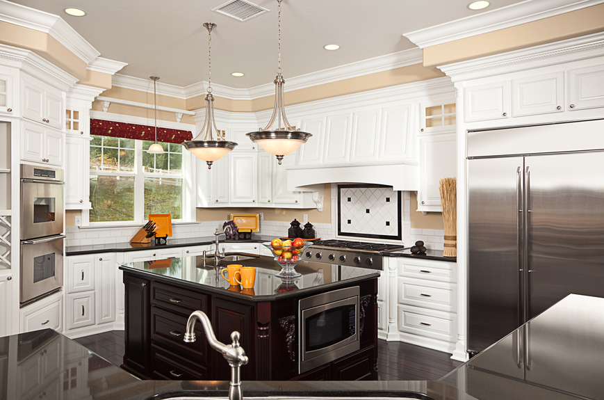 Luxury Kitchen Design Check Out These Pictures Of 36 White Kitchens