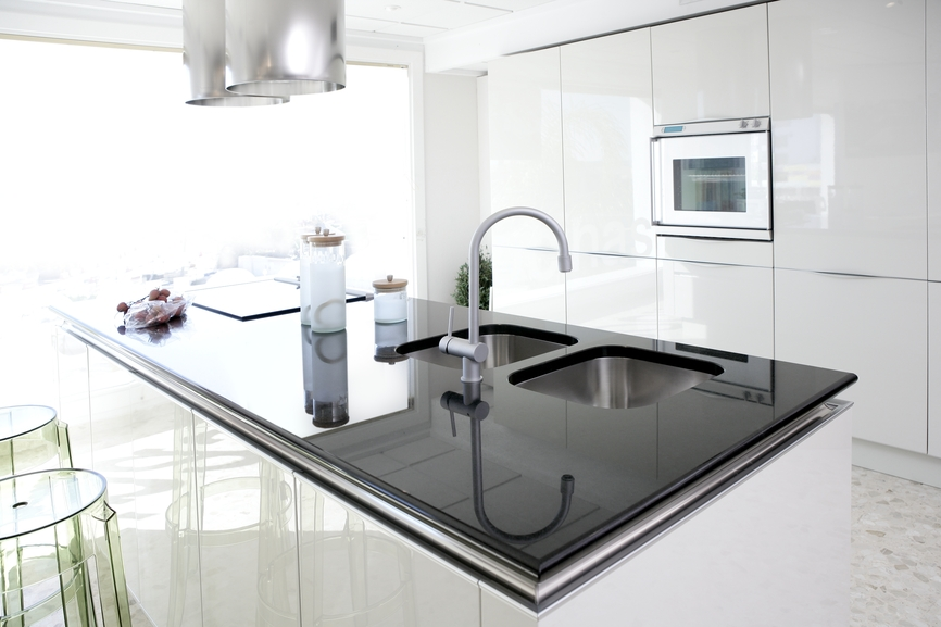true cook s delight in this white and black kitchen white is