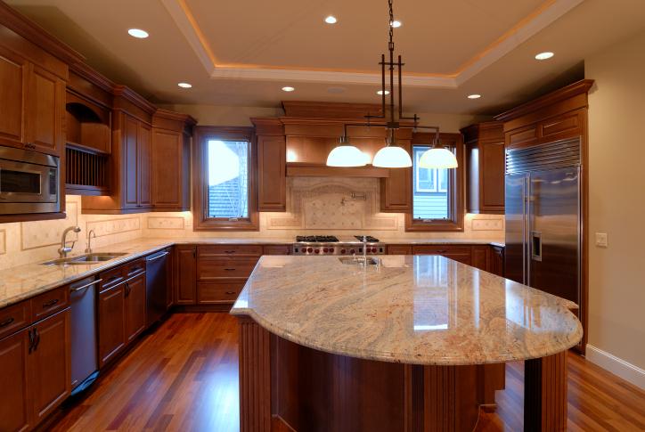 Hard Wood Kitchen Counter Tops