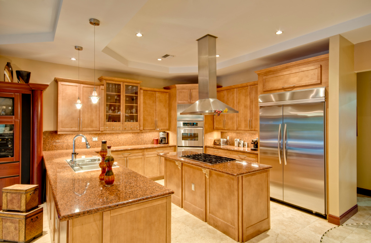 Paint A Laminate Kitchen Or Buy New Fitted Kitchen