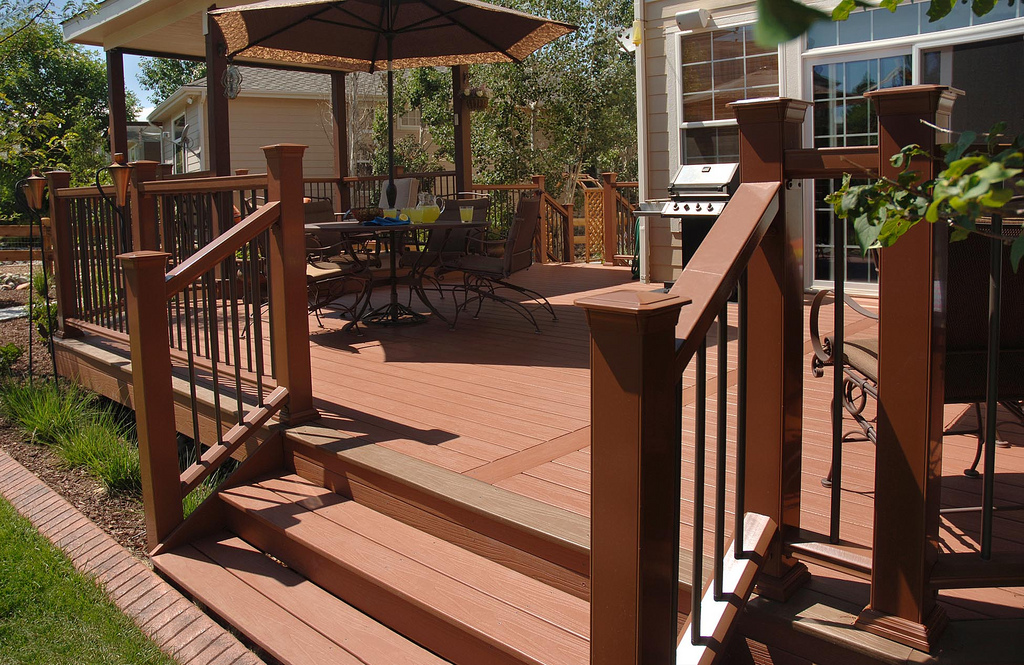 72 Wooden Deck Design Ideas PHOTOS OF DESIGNS SHAPES