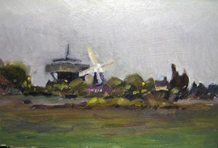 Swaffham Prior Windmill