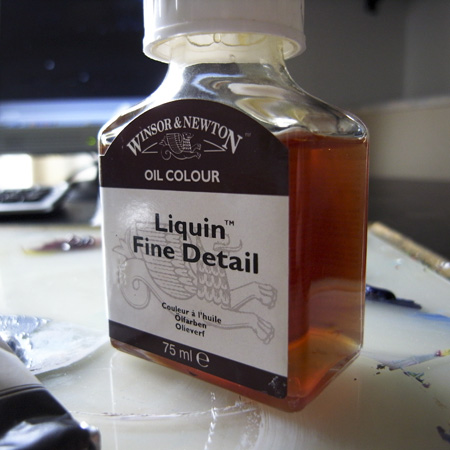 Alkyd liquin gel