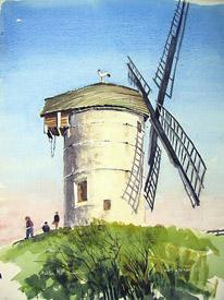 Chapel Allerton windmill