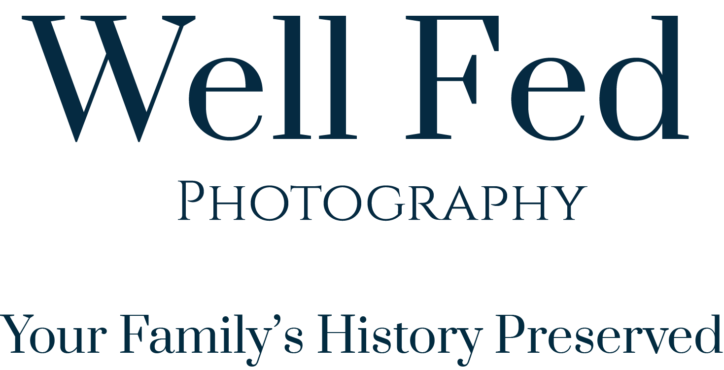 Well Fed Photography Logo