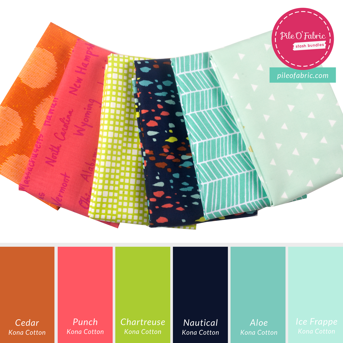 Jelly Bean Bundle in Prints