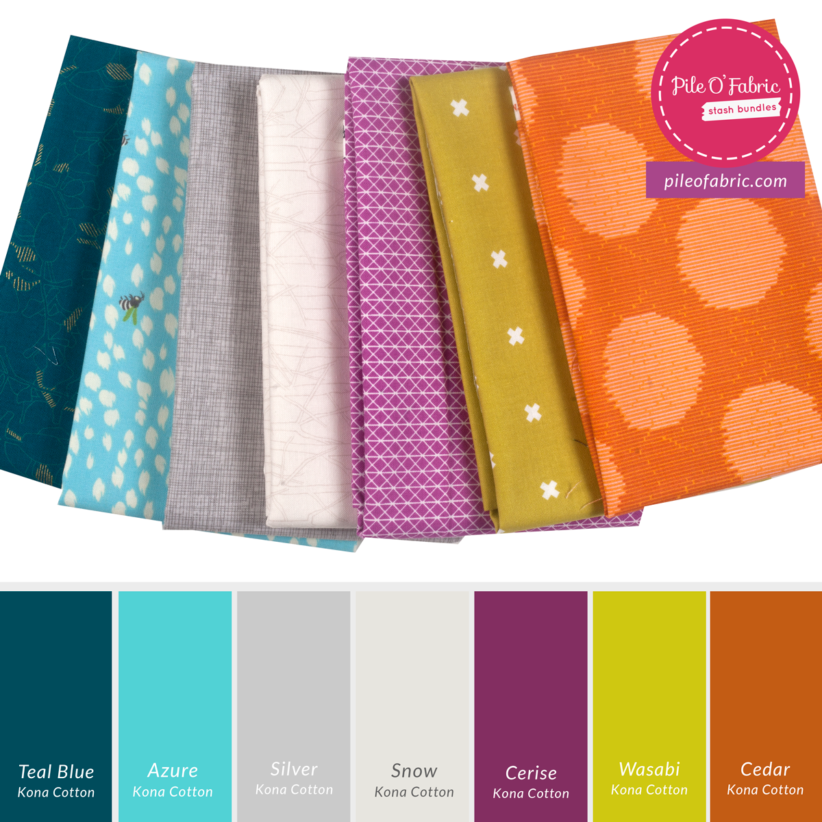 Quiltcon Challenge Bundle in Prints