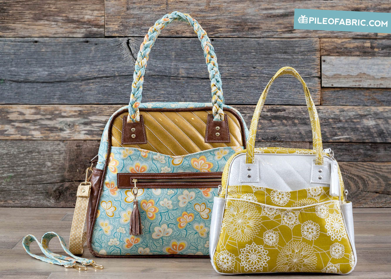 Shiloh Satchel Bag Pattern