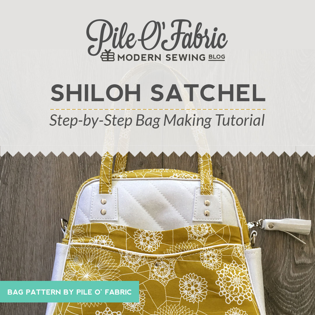 Shiloh Satchel Bag Tutorial